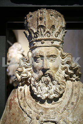 St.Ladislaus,king of Hungary and Croatia,11th.century