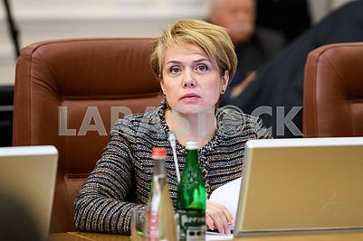 Lilia Grinevich, Minister of Education