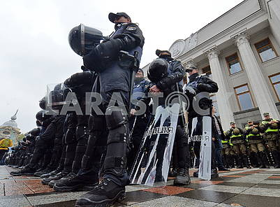 Police in the Verkhovna Rada