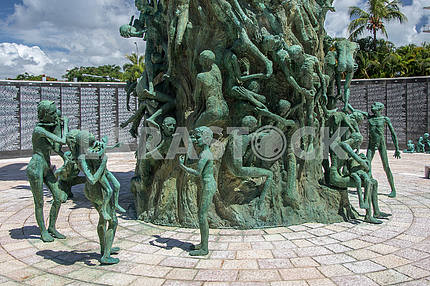 Holocaust Memorial in Miami