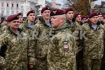 Mikhail Zabrodsky and the paratroopers