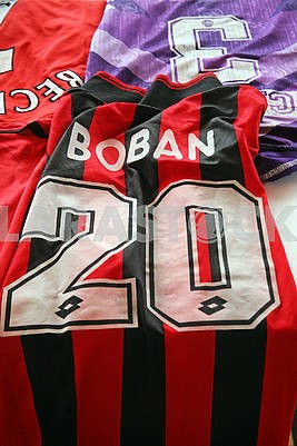 Boban original football jersey