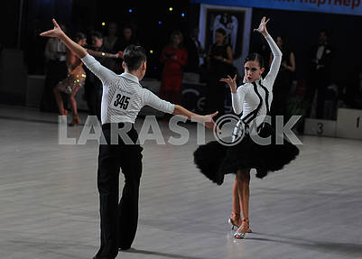 "Festival of Ballroom and Sport Dance ""Parade of Hopes"""