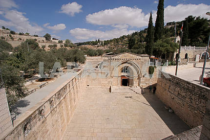 Church of the Tomb of the Virgin Mary, Jerusalem