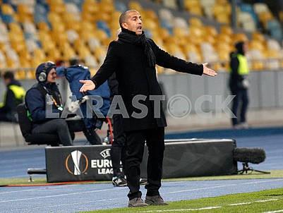 Sabri Lyamushi, coach Rennes