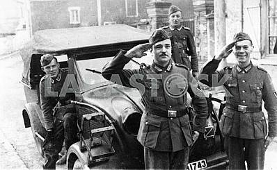 Austrian military police Second World War