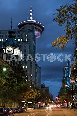 West Hastings Street, Vancouver, Canada