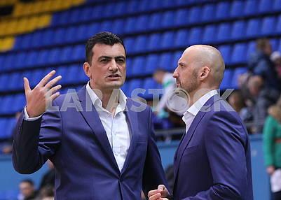 Boskovich Goran and Radulovic Srdjan