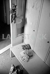 Abandoned things in kindergarten in Pripyat