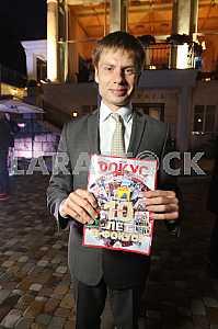"Alexey Goncharenko on the 10th anniversary of the magazine ""Focus"""