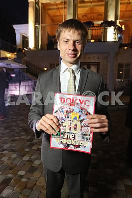 "Alexey Goncharenko on the 10th anniversary of the magazine ""Focus"""