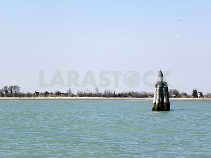 Venice by springtime,docks and lagoons,3