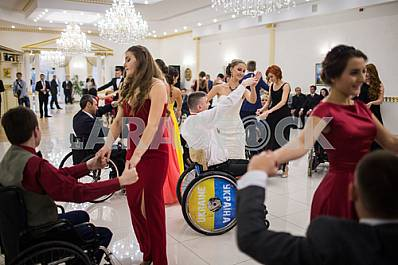 Marina Poroshenko opens IV Maltese ball for people with disabilities