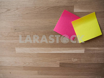 A Pair of Post Its