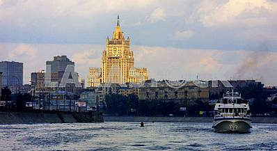 MOSCOW. RUSSIAN FOREIGN MINISTRY