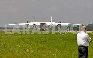 AN-22a plane
