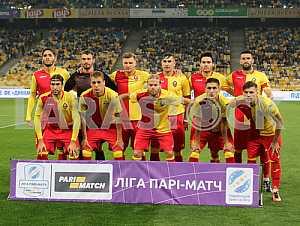 Zirka (Kropiwnicki) team