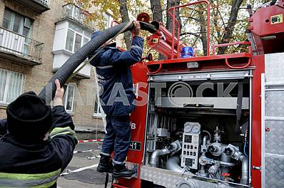 Command-staff exercises of the Civil Protection Directorate