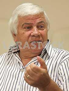 "The famous football player, ""Dynamo"" Kiev Vladimir Muntean"