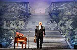 Anniversary concert Zhvanetsky April 5, 2009