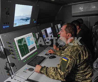 The control panel SAM S-125M1