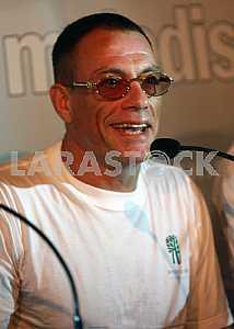 Jean-Claude Van Damme in Kiev