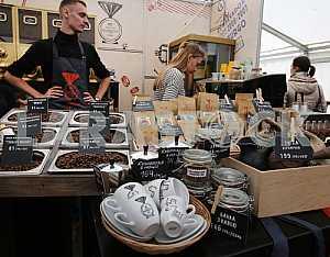 Coffee Festival in Lviv