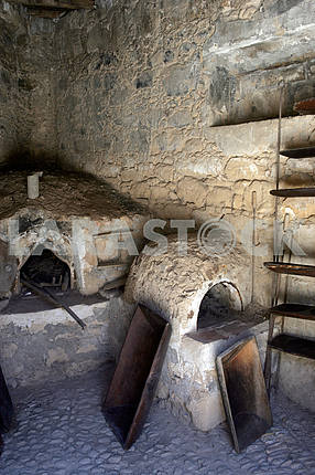 Old oven in Paphos