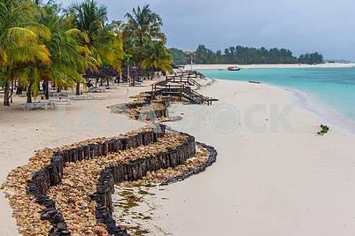 Indian Ocean shore