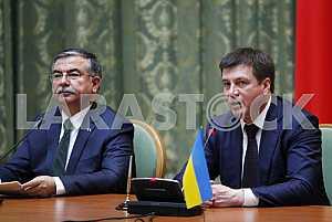 Turkish Defense Minister visited Kiev