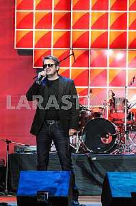 Singer Alexander Ponomarev