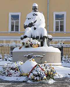 Monument to Mykhailo Hrushevsky