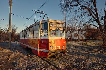 Kramatorsk tram