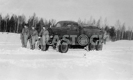 Soviet specialized team