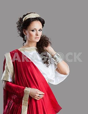 Ancient Rome  woman , Goddess