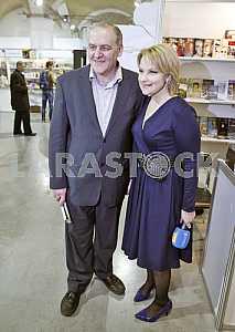 Yevhen Zakharov and Maria Burmaka