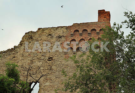 Wall of Genoese fortress