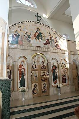 Altar in the Holy Dormition Church