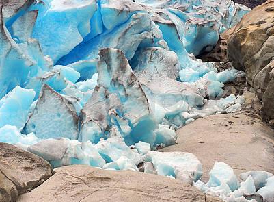 Nigardsbrin Glacier