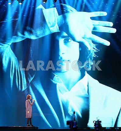 Eurovision participant Isaiah Faerbreys