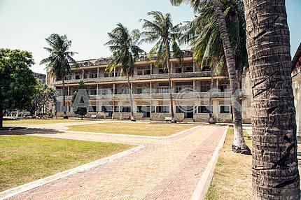 Genocide Museum in Phnom Penh