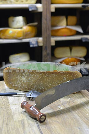 knife for cutting cheese
