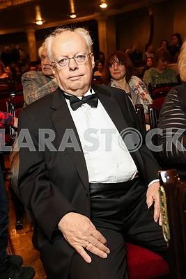 Miroslav Skorik, composer, People's Artist of Ukraine, Hero of Ukraine