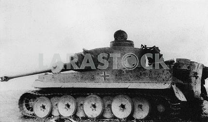 German heavy tank Tiger