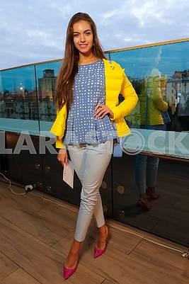 Alexandra Kucherenko, Miss Ukraine - 2016