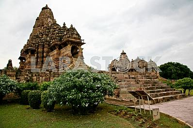 General view of the Temple of Love.