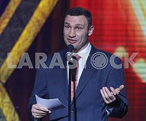 Heroes of the sports year 2015. Vitali Klitschko