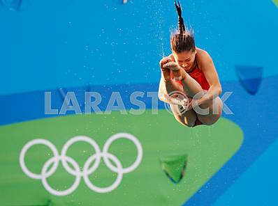 Elena Fedorova performed at the Olympic Games
