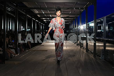 Mercedes-Benz Kiev Fashion Days Merel van Glabbeek show