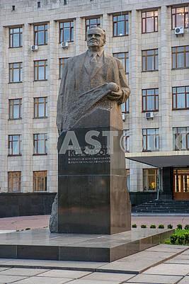 Monument to Sergey Korolyov